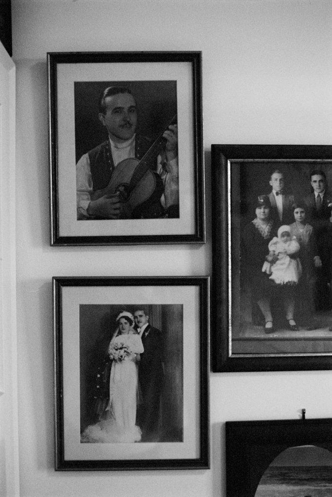 Peter Rowland Nonnas of Melbourne - Mary Calombaris Family Photos
