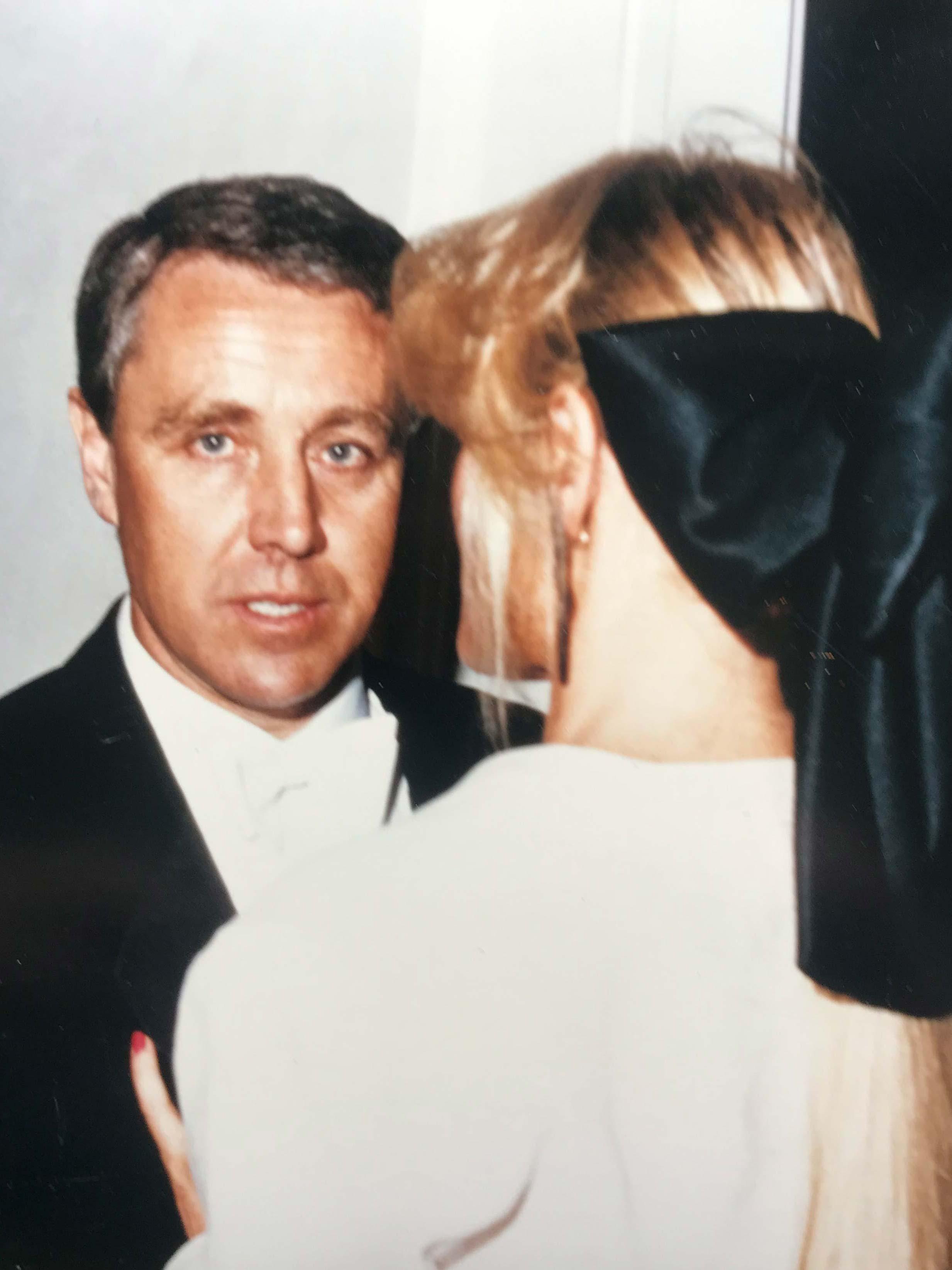 Peter Rowland Black Tie