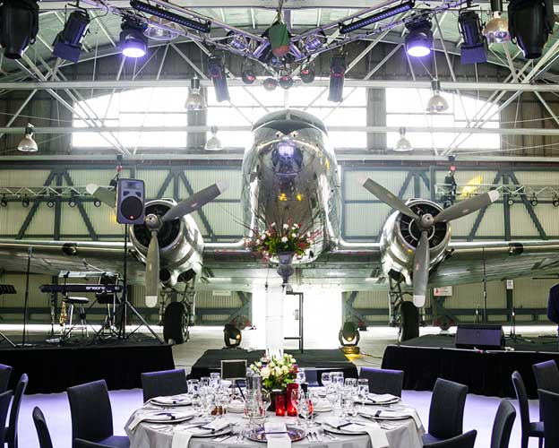 Hangar 5 Events Centre