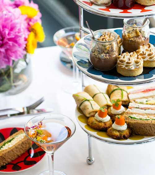 Appetiser Display for High Tea