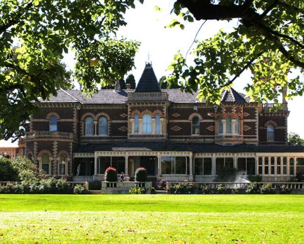 Rippon Lea House Melbourne Peter Rowland venue