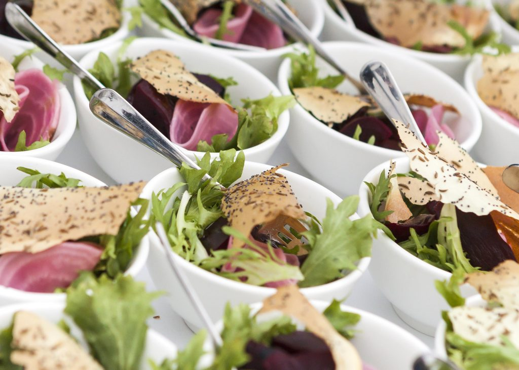 Peter Rowland Carparks Catering Food