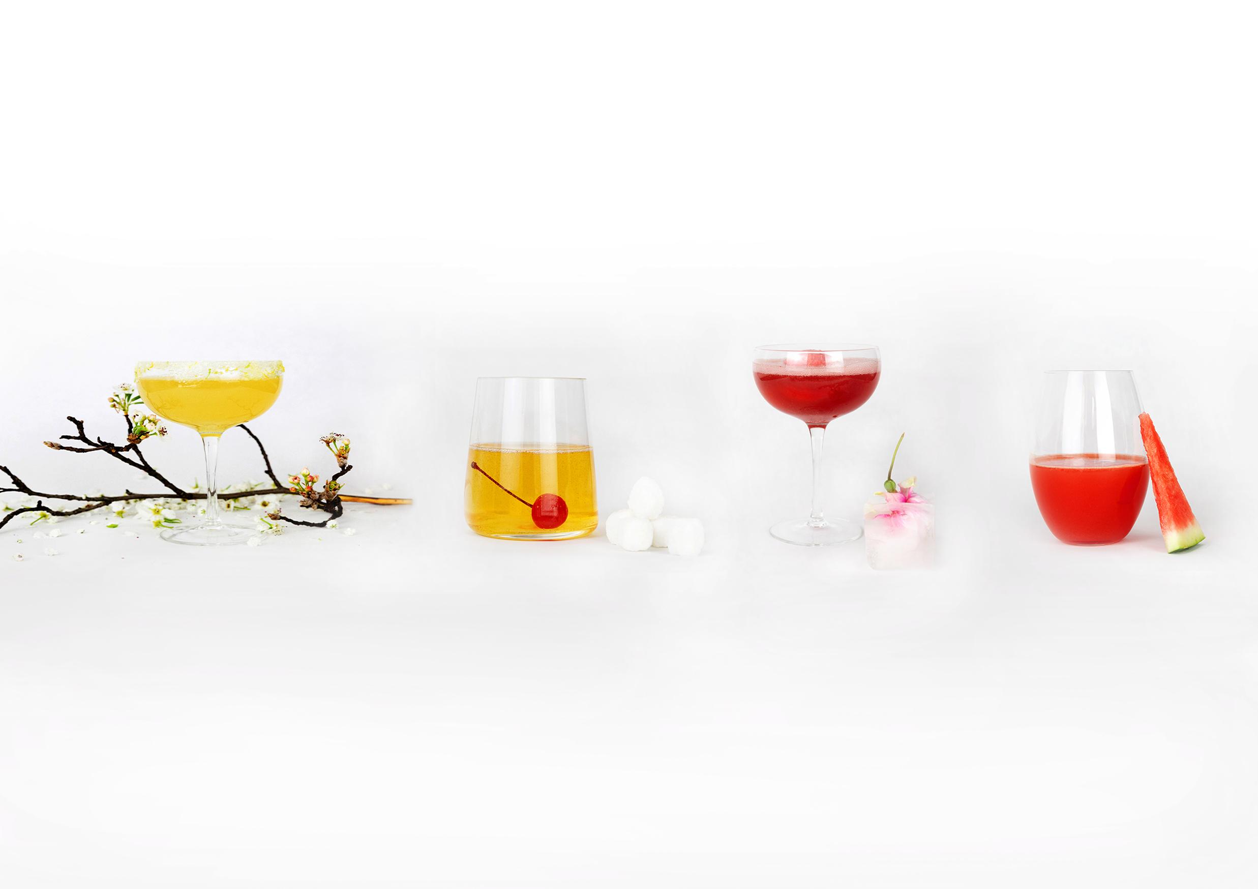 Peter Rowland Blog Post Festive Cocktails Line Up