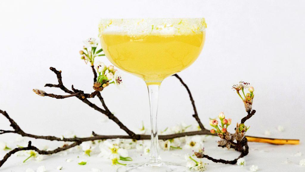 Peter Rowland Cocktails The Citrus Refresher Yuzu Spritz