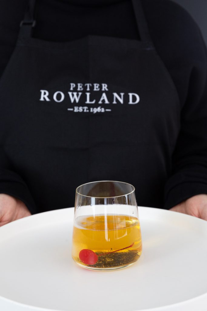 Peter Rowland Cocktails The Classic Champagne Cocktail