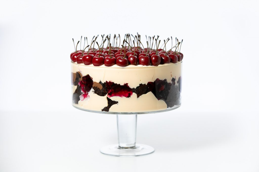 Peter Rowland Black Forest Trifle