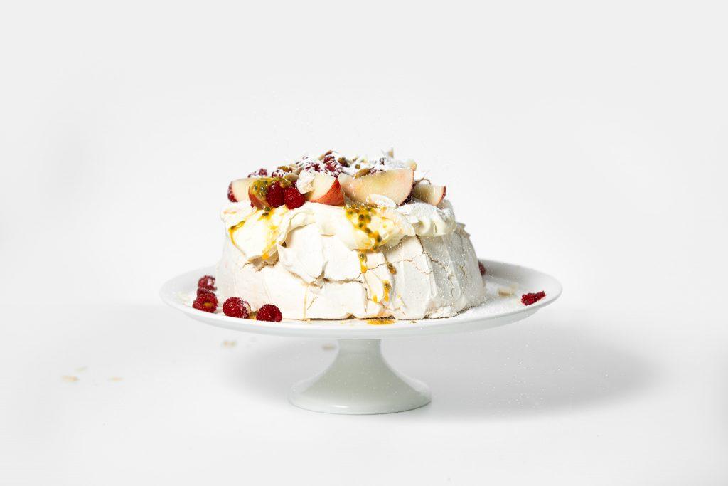 Peter Rowland Christmas Pavlova Dessert