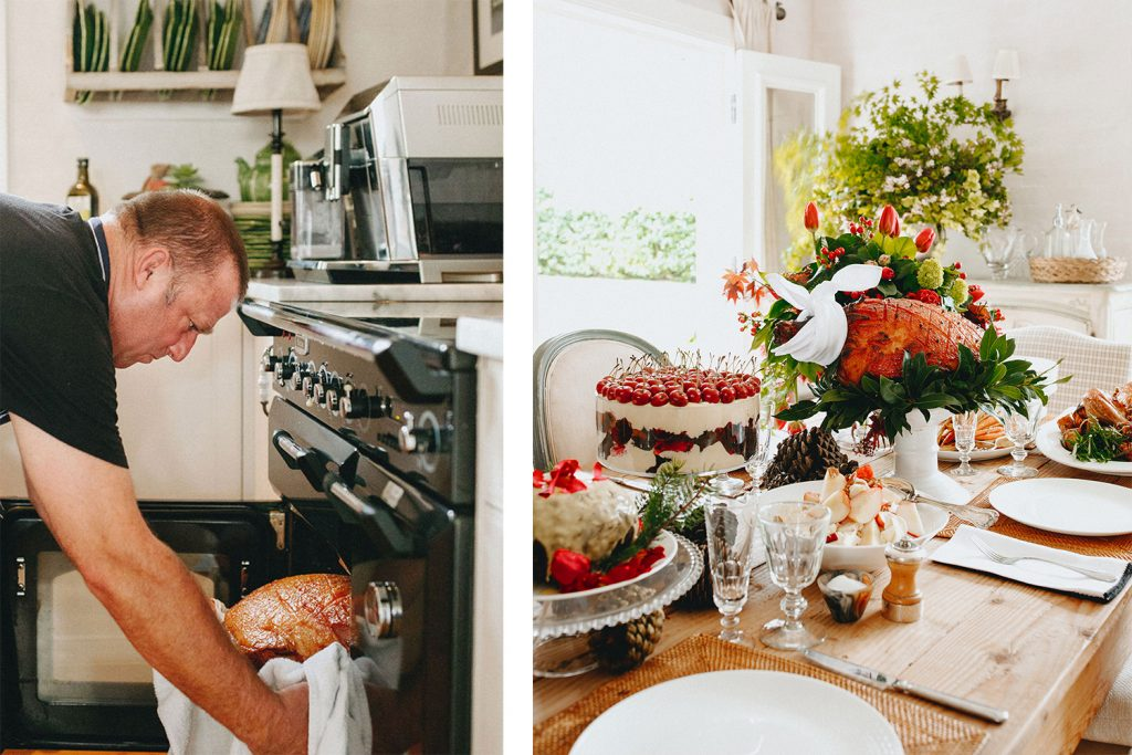 Peter Rowland Ham With Citrus Relish