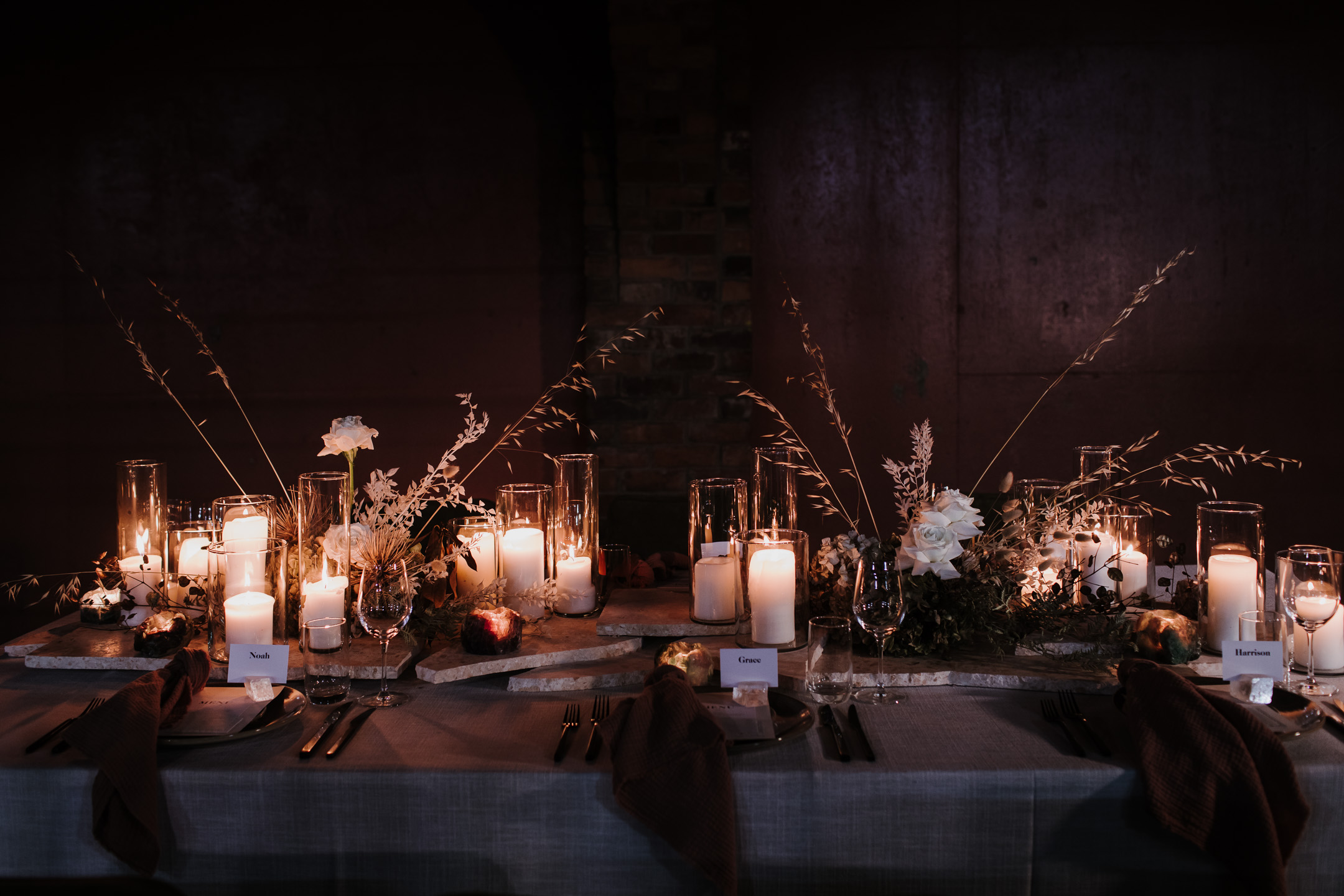 Peter Rowland Blog - Dann Event Hire Wedding Table Decor