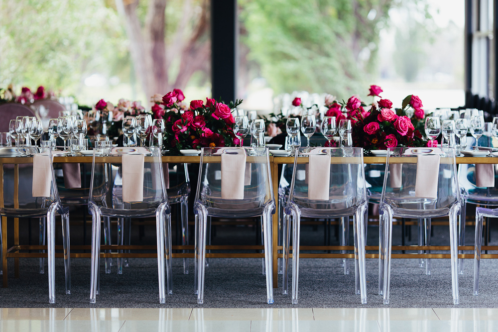 Peter Rowland Blog - Dann Event Hire Wedding Table Setting